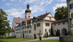Kloster Fischingen im Hinterthurgau
